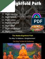 The Noble 8-Fold Path
