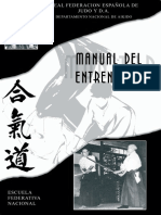 Manual de Entrenador Aikido