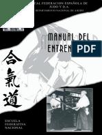 Manual de Entrenador Aikido