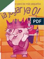 Garcia Palermo Carlos & de Anna Marcos-Ayedrez Para Los Mal Pequenos. Ia Jugar Ya-0, 2003-OCR, 52p