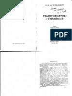 Tihomil Jelenković - Transformatori i prigušnice (1966)