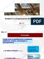 Unidad 6 - Semana 10 - La Organizacion Empresarial 09-Ultimo