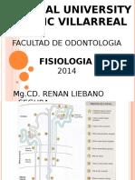 Fisiologia Renal 2014 II