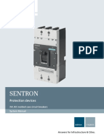 SENTRON Molded-case Circuit Breakers 3VL en-US
