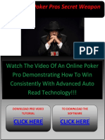 An Investigation of an Adaptive Poker Player-Morgan Kaufmann (2001)