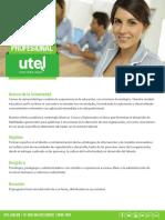 Diplomado Capacitacion y Desarrollo Personal y Profesional