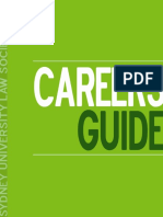 SULS Careers Guide 2010