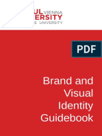 Brand and Visual Identity Guidebook