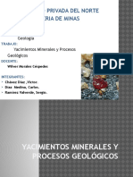 Yacimientos minerales T3