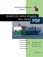 BUQUES RORO - Proyecto Introd. Ing Naval