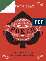 Stephen Godson-How to Play Texas Hold'Em Poker (2005)