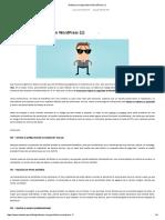 Refuerza La Seguridad en WordPress (1)