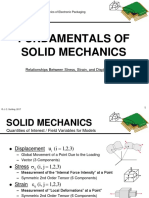 Lecture Packet 03 - Solid Mechanics Part 2