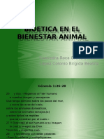 Bioetica en Medicina Veterinaria