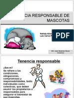Tenencia Responsable de Mascotas Ppt.ppt