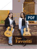 Duo Favoriti Press Kit