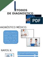 Metodos de Diagnostico a Nivel General