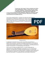 2- História Do Violão - Alaude Barroco
