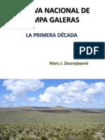 Informe sobre Pampas Galeras