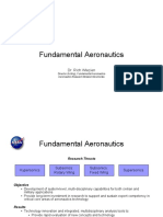 Fundamental Aeronautics