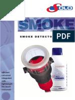 No Climb Smoke Detector Tester