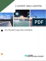 Lithonia Outdoor KVS Series Area Brochure 1-89
