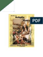 Libro Entre La Religion y La Politica de Susana Andrade - Uruguay