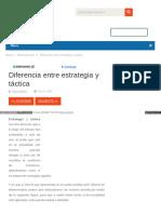 SEMANA 01- D - LECTURA - DIFERENCIA ENTRE ESTRATEGIA Y TÁCTICA.pdf