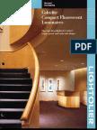 Lightolier Calculite CFL Downlighting Catalog 1996