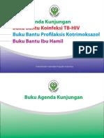 Buku Bantu -Agenda Kunjungan, Ko-Infeksi TB, Profilaksis Cotri, Bumil- Rev 180511
