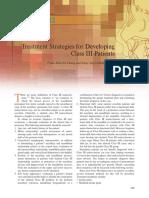 class III patients