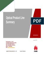 Huawei Optical Product Line Summary June.pdf