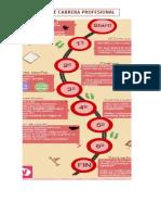 Infografía Plan de Carrera Profesional