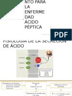 Enfermedad Acido-peptica