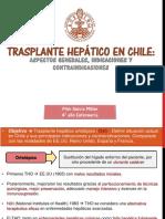 Trasplante Hepático en Chile