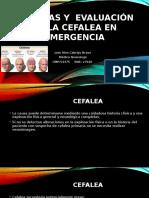 1 Neurologia-Cefaleas.pptx