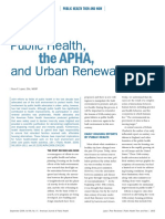 Public Health, the APHA, and Urban Renewal.pdf