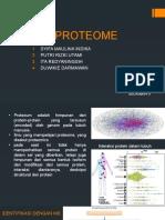 Kelompok 3 - Human Proteome