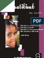 Pratibimb An AID NCR Publication May - June, 2010