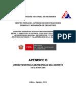 Apendice b Microzonificacion Sismica Lamolina