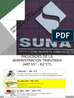 DETERMINACION Facultades AATT