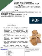 DETERMINACION DE AZUCARES REDUCTORES JAJAJAJAJA.pptx