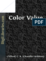 Coloring Value