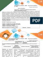 Guia de Actividades Paso 1 Presentar Un Modelo de Negocio Inclusivo