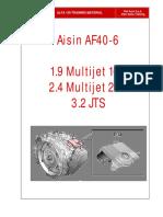 aisin AF40