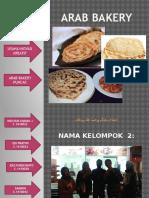 Kelompo 2- Arab Bakery