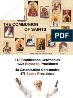 Communion of Saints