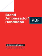 Brand Ambassador 1