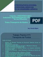 TPN°3  Fundamentos trasporte de fluidos