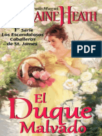 Lorraine Heath -Escandalosos Caballeros St.James 01-El Duque Malvado.pdf